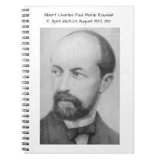 Albert Charles Paul Marie Roussel 1913 Notebooks
