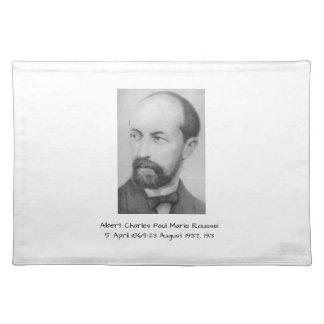 Albert Charles Paul Marie Roussel 1913 Placemat