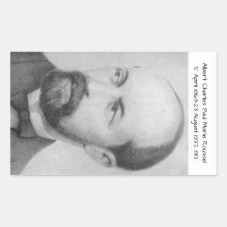 Albert Charles Paul Marie Roussel 1913 Sticker