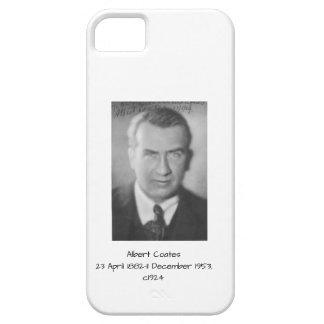Albert Coates c1924 iPhone 5 Covers
