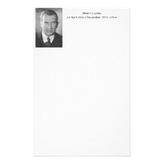 Albert Coates c1924 Stationery