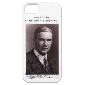 Albert Coates iPhone 5 Case