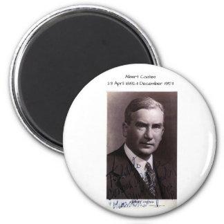 Albert Coates Magnet
