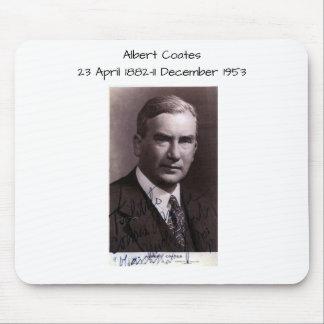 Albert Coates Mouse Pad