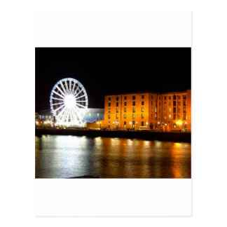 Albert dock Complex, Liverpool UK Postcard