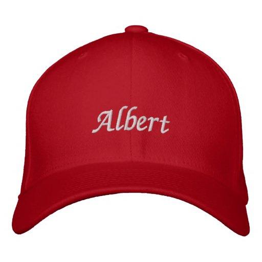 Albert Baseball Cap