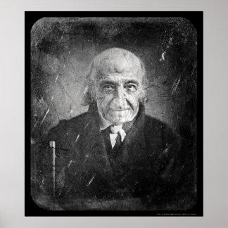 Albert Gallatin PA Daguerreotype 1845 Poster