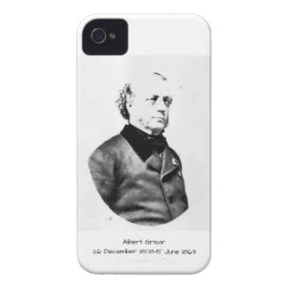 Albert Grisar iPhone 4 Cover
