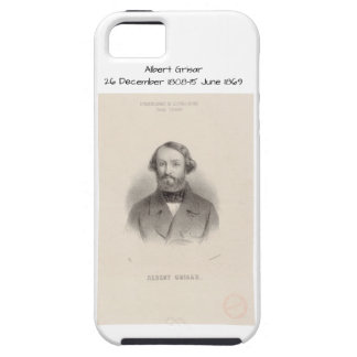 Albert Grisar iPhone 5 Case