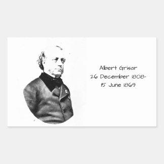 Albert Grisar Sticker