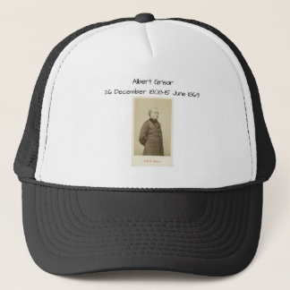 Albert Grisar Trucker Hat