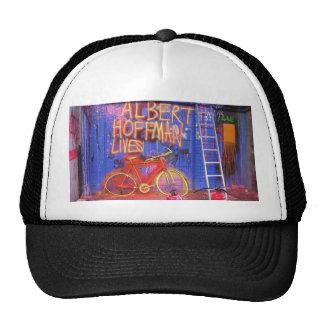 Albert Hoffman cap Trucker Hat