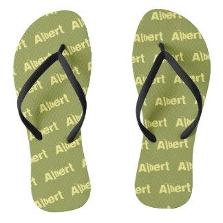 Albert sandals flip flops