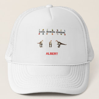 ALBERT TRUCKER HAT