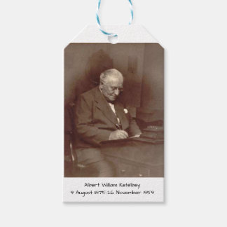 Albert William Ketelbey Gift Tags