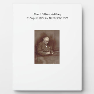 Albert William Ketelbey Plaque