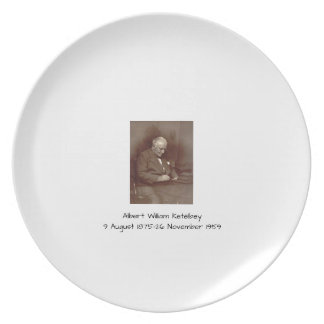 Albert William Ketelbey Plate