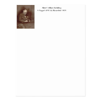 Albert William Ketelbey Postcard