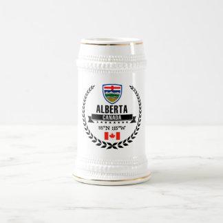 Alberta Beer Stein