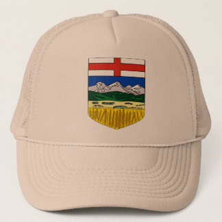 Alberta, Canada Trucker Hat