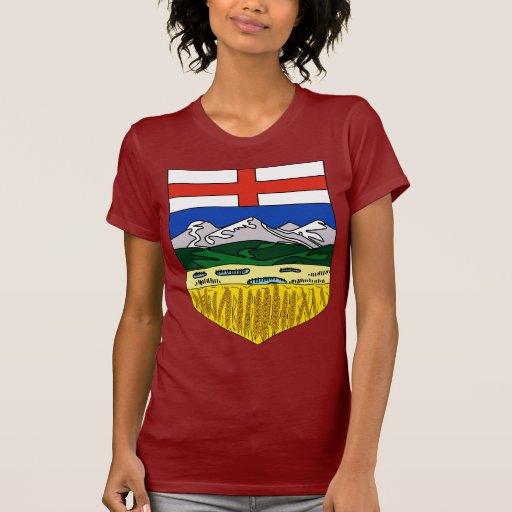 Alberta, Canada T Shirts