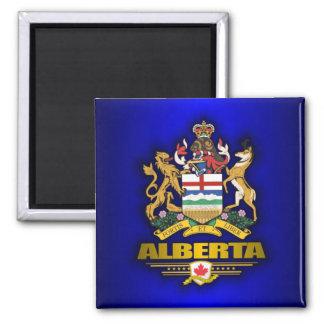 Alberta COA Square Magnet