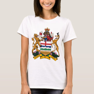 Alberta Coat of Arms T-shirt