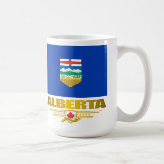 Alberta Flag Coffee Mug