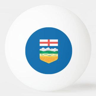 Alberta Flag Ping Pong Ball
