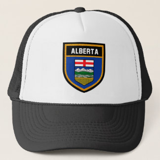 Alberta Flag Trucker Hat