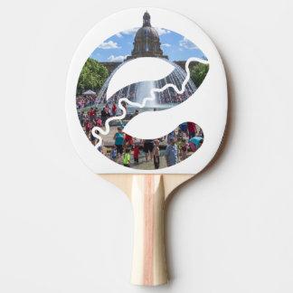 Alberta Legislature Ping Pong Paddle