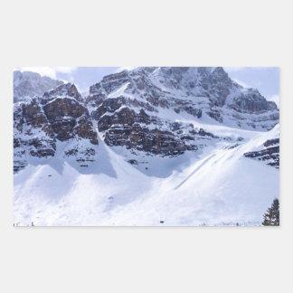ALBERTA Mountains 1 Sticker