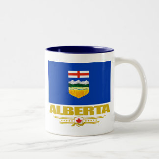 Alberta Pride Two-Tone Coffee Mug