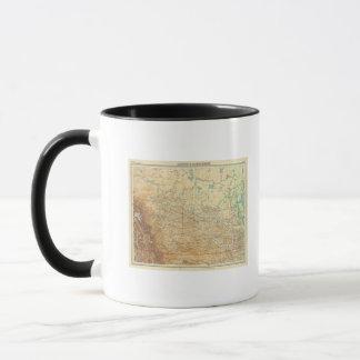 Alberta & Saskatchewan Mug