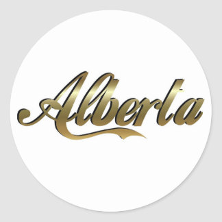 Alberta sticker
