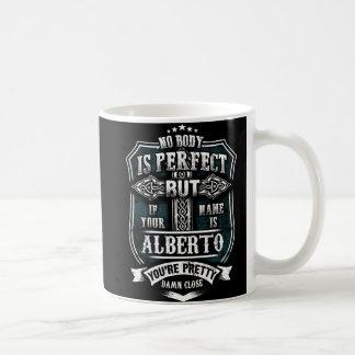 ALBERTO COFFEE MUG