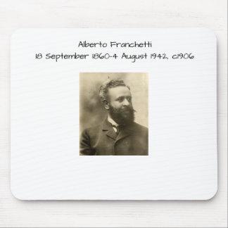 Alberto Franchetti c1906 Mouse Pad