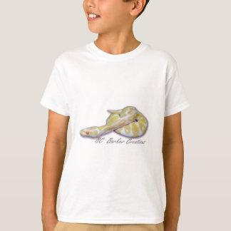 Albino Hatchling Ball Python T-Shirt