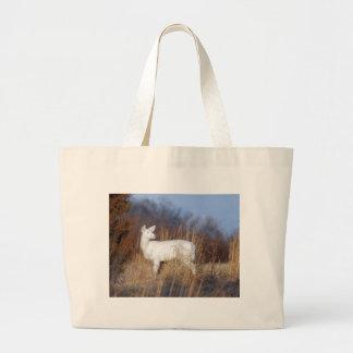 albino large tote bag