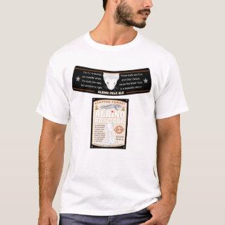 Albino Pale Ale label  T-Shirt