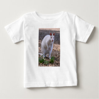 Albino Red-necked wallaby Baby T-Shirt