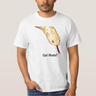 Albino Western Hognose T-Shirt