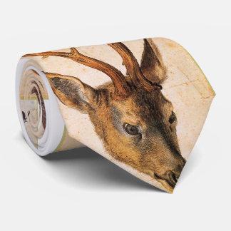 Albrecht Durer Animals Tie