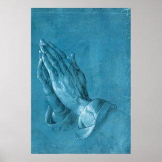 Albrecht Dürer Praying Hands Poster