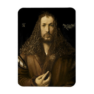 Albrecht Durer - Self Portrait Magnet