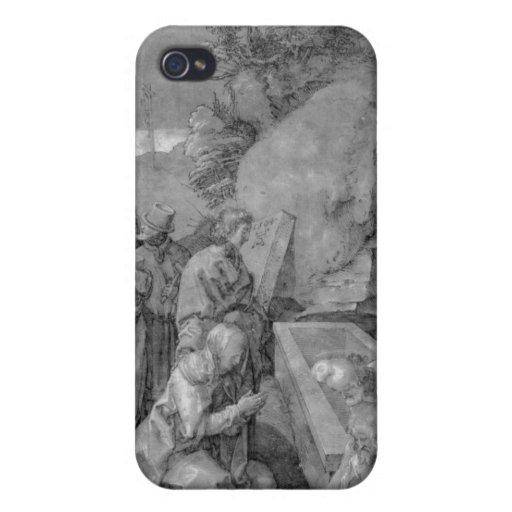 Albrecht Durer Sketch iPhone 4/4S Case