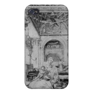 Albrecht Durer Sketch iPhone 4/4S Cases