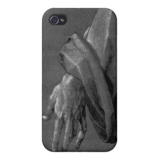 Albrecht Durer Sketch Cases For iPhone 4