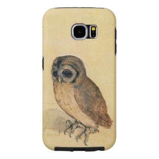 Albrecht Durer The Little Owl Fine Art Samsung Galaxy S6 Cases