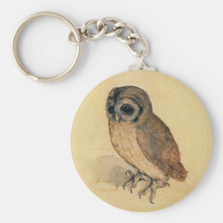 Albrecht Durer The Little Owl Keychain